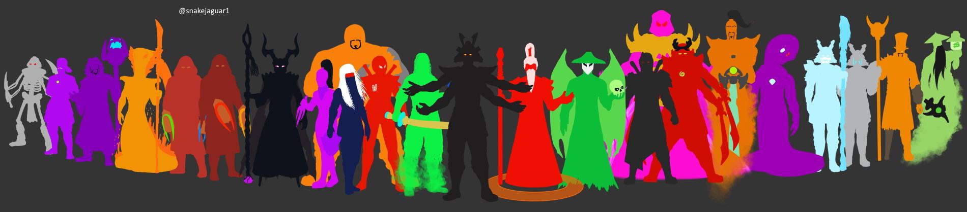 @SnakeJaguar1-villains
