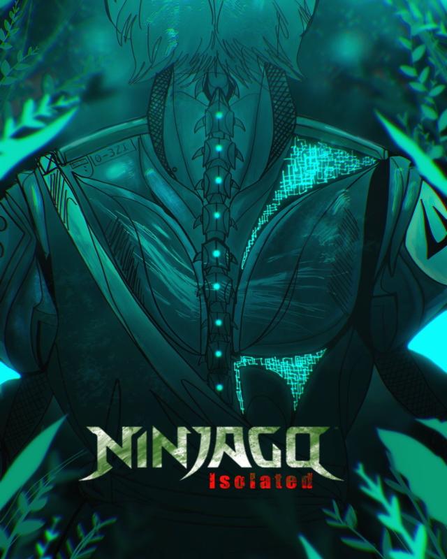 @dottavioartist Ninjago Isolated