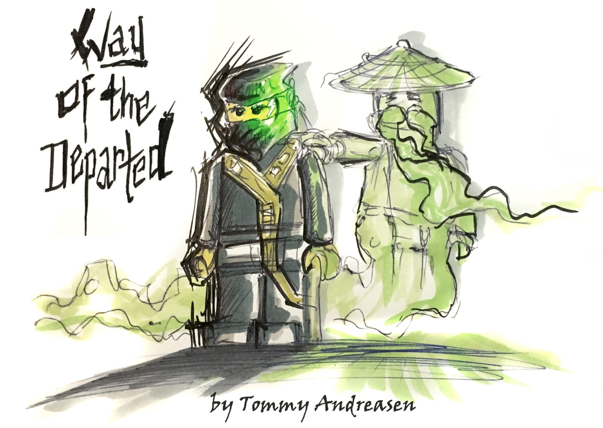 Way of the Departed by Tommy Andreasen
